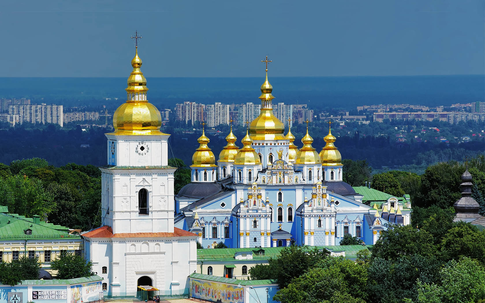 Astonishing Facts About Kiev